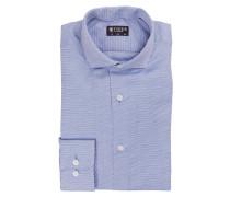 Hemd FARRELL Slim-Fit - blau