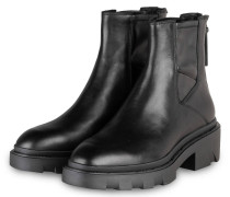 Chelsea-Boots MAGMA - SCHWARZ