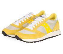 Sneaker JAZZ ORIGINAL - gelb/weiss
