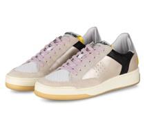 Sneaker - SILBER/ SCHWARZ/ WEISS