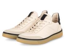 Sneaker - ECRU/ SCHWARZ