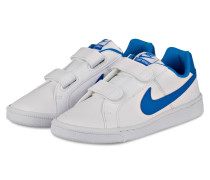 Sneaker COURT ROYALE PS - weiss/ blau