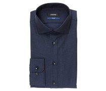 Hemd Tailored-Fit - dunkelblau