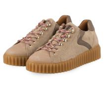 Sneaker ELI - HELLBRAUN