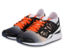Sneaker PEARL CAGE - schwarz/ weiss/ creme