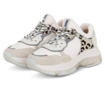Plateau-Sneaker BAISLEY - WEISS