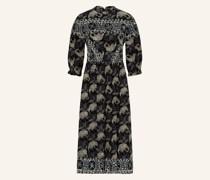 Kleid GELA mit 3/4-Arm