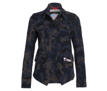 Fieldjacket - navy/ khaki/ schwarz