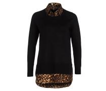 Pullover DEJANNE mit Seidenanteil