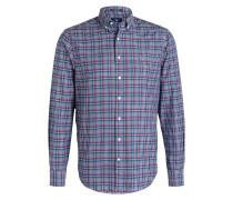 Hemd Regular-Fit - blau/ weiss/ rosa
