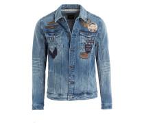 Jeansjacke - svs denim blue