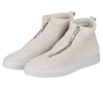 Hightop-Sneaker FONTESI - hellgrau