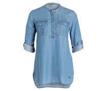 Bluse GUAVA LYO - blau