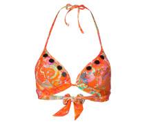 Triangel-Bikini-Top FAIRYTALE - orange