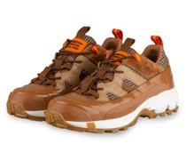 Plateau-Sneaker ARTHUR - HELLBRAUN/ BEIGE