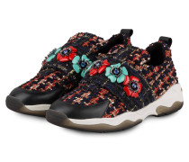 Sneaker LARA mit Glitzergarn