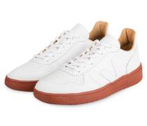Sneaker V-10 BASTILLE - WEISS