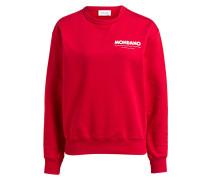 Sweatshirt FLORA - rot