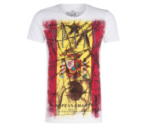 T-Shirt TEAM SPAIN - weiss