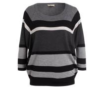 Pullover SABRA - schwarz/ dunkelgrau/ grau