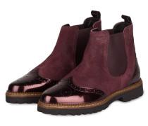 Chelsea-Boots VESELKA - magenta