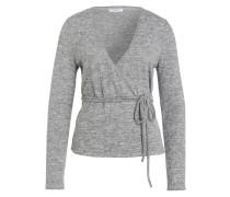 Pullover SENDOLA - grau meliert