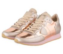 Sneaker TROPEZ - rosé/ silber