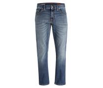 Jeans PIPE Regular Slim-Fit - blue
