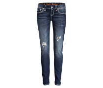 Skinny-Jeans ALLIE - blau
