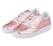 Sneaker CLUB C 85 S SHINE - rosé metallic