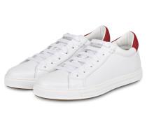 Sneaker TENNIS CLUB - weiss/ rot