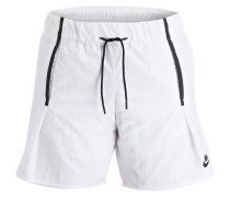 Shorts BONDED - weiss