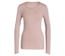 Shirt COTTON SEAMLESS - rosé