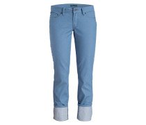 Funktionsjeans KARA Slim fit - hellblau