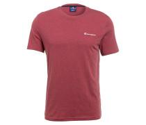 T-Shirt - koralle meliert