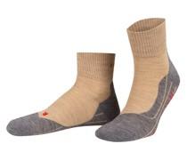 Trekking-Socken TK5 ULTRALIGHT SHORT