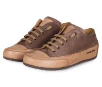 Sneaker ROCK - hellbraun/ camel