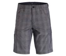 Cargo-Shorts SEBAS - navy/ weiss/ schwarz
