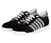 Sneaker NEW RUNNER - schwarz/ silber