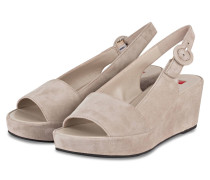 Wedges - grau
