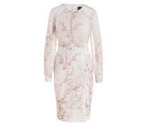 Kleid NISSA - sand/ rosa/ braun