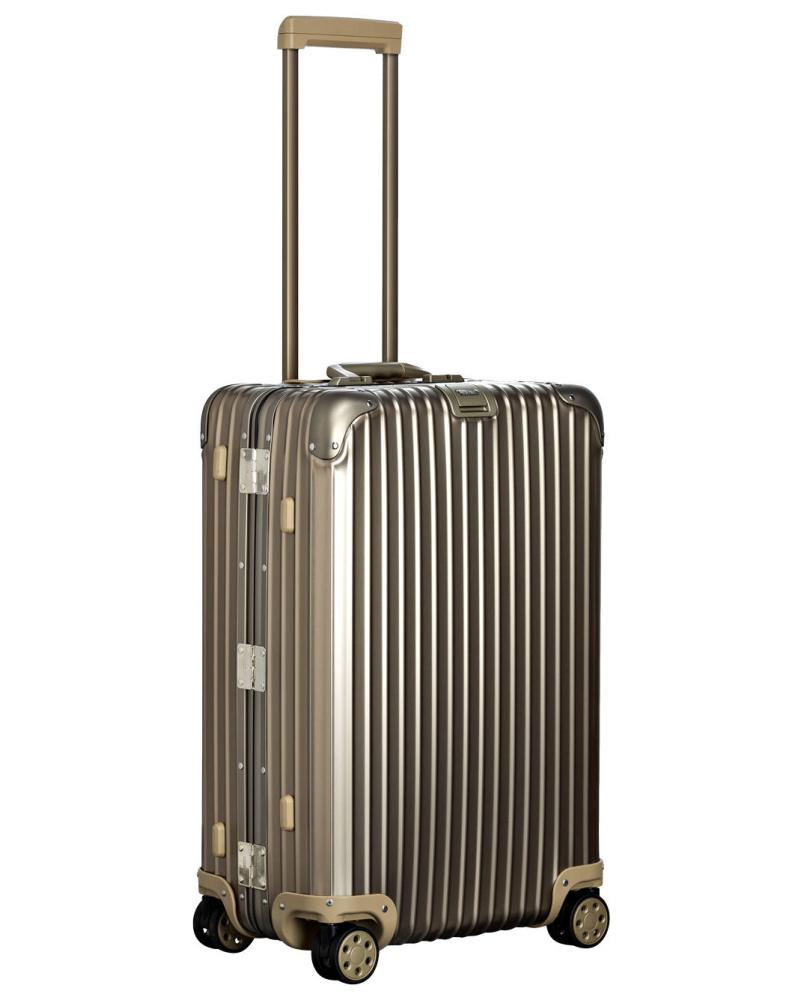 rimowa damen rimowa topas titanium multiwheel trolley. Black Bedroom Furniture Sets. Home Design Ideas
