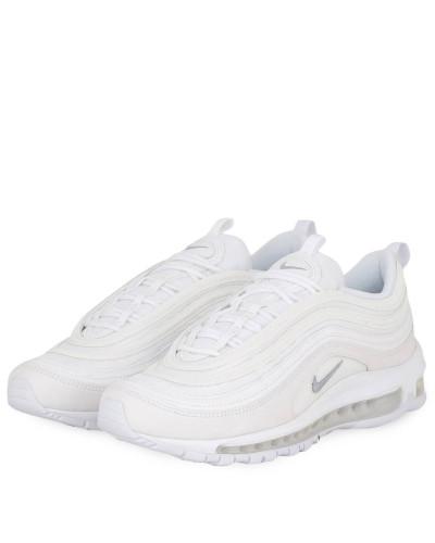 more photos 93c51 74a42 Nike Herren Sneaker AIR MAX 97 - WEISS Billig Verkaufen Viele Arten Von  Freies Verschiffen Niedrig
