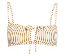 Bandeau-Bikini-Top SUMMER STRIPE