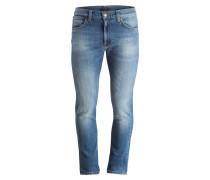 Jeans LEAN DEAN Slim-Fit - highlight blau