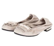 Ballerinas MALU - hellgrau