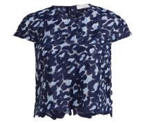 T-Shirt - blau/ hellblau