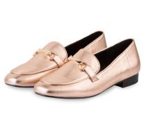 Loafer LOLLA - bronze metallic