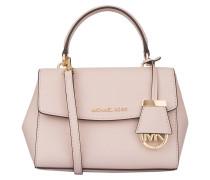 Saffiano-Handtasche AVA MINI - soft pink