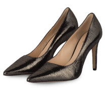 Pumps - metallic